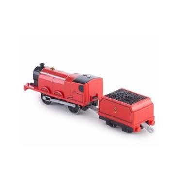 Imagem de Thomas E Seus Amigos Trem Motorizado James BMK87 - Mattel