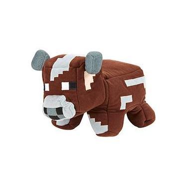 Imagem de Minecraft - Animais 2 em 1 - Vaca/Carne - Mattel