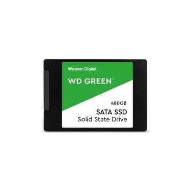 SSD WD Green 480GB 545MB/s WDS480G2G0A WESTERN DIGITAL