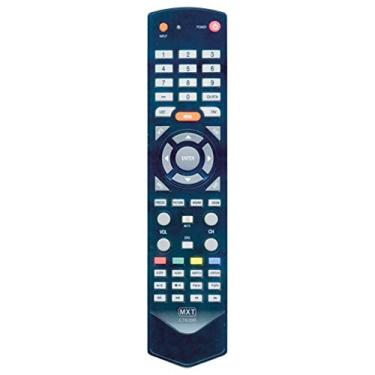 Controle Remoto MXT 01271 TV LED STI-SEMP Toshiba CT-6390