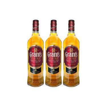 Whisky Grants Family Reserve 1 Lt 03 Unidades