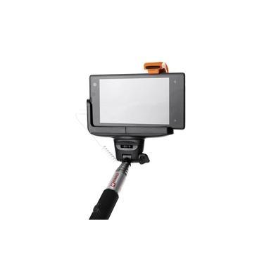 Kit 6x Bastão Pau de Selfie conexão P2