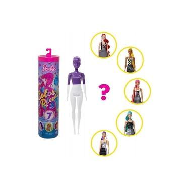 Imagem de Barbie Color Reveal - Estilo Surpresa Monocromática - Mattel