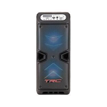 Caixa Acústica TRC com Bluetooth, FM, MP3, 35W RMS, Entrada USB e SD 219