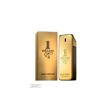 Perfume Masculino Paco Rabânne One Míllion Toilette 200ml