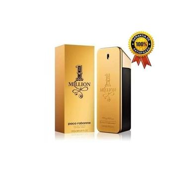 Perfume One Millíon 200ml Edt Masculino Original