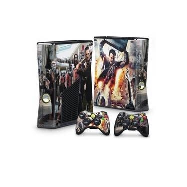 Skin Adesivo para Xbox 360 Slim - Dead Rising
