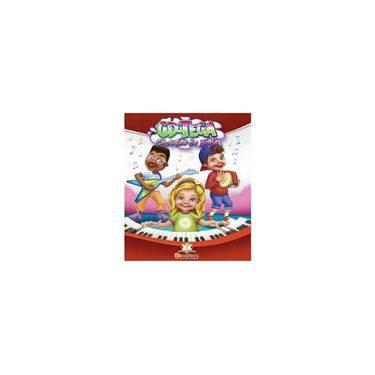 Box CD Teca - Cantigas de Roda - Editora Blu - 9788581022031