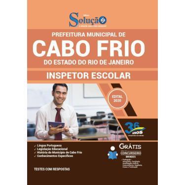 Imagem de Apostila Prefeitura De Cabo Frio Rj 2020 Inspetor Escolar