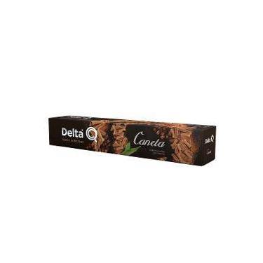 Cápsula De Café Delta Q Com Canela - 10 Cápsulas