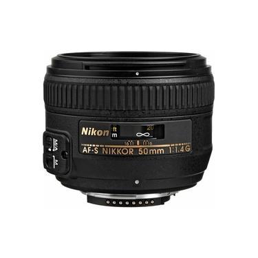 Lente Nikon 50Mm F/1.4G Af-S