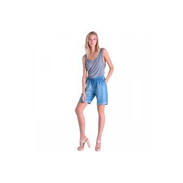 Bermuda Jeans Mid Ana Hickmann 20062