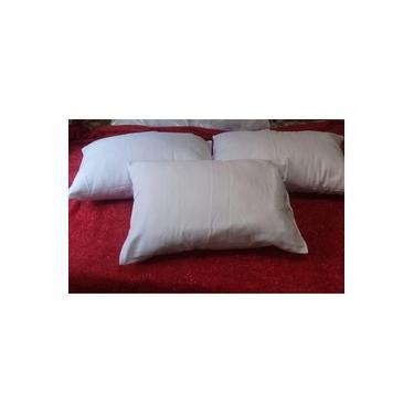 Travesseiro Flocos de Espuma 60x45 Basic