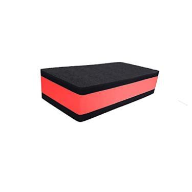 Imagem de Step Em Eva 60x30x10cm P/Academia, Aeróbica E Fitness (Vermelho)