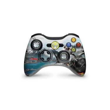Skin Adesivo Para Xbox 360 Controle - Just Cause 2