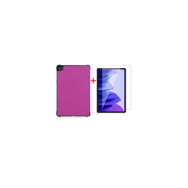 Imagem de Tablet Samsung Galaxy Tab A7 Case com Protetor de Tela Vidri