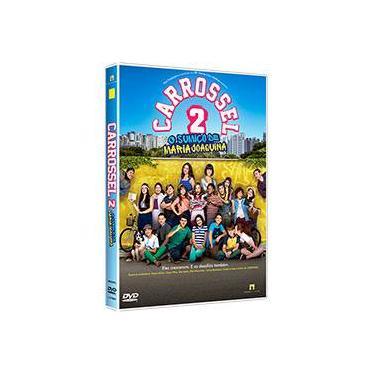 DVD Carrossel 2: O Sumiço de Maria Joaquina