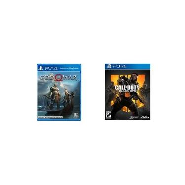 Combo Call of Duty Black Ops 4 + God of War PS4
