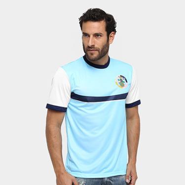 e389ab35bf Camisas de Times de Futebol Casuais Corinthians Masculino Netshoes ...