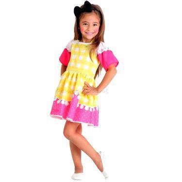 Imagem de Fantasia Crumbs Sugar Cookie Infantil Pop Lalaloopsy Sulamericana