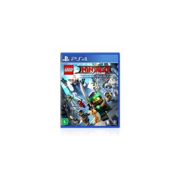 Jogo Game Lego Ninjago - Ps4