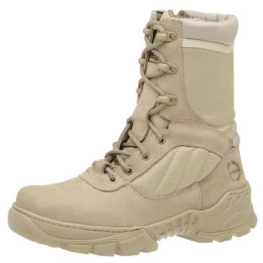 Bota Coturno Operacional Spectrun Boots Airsoft Areia  masculino