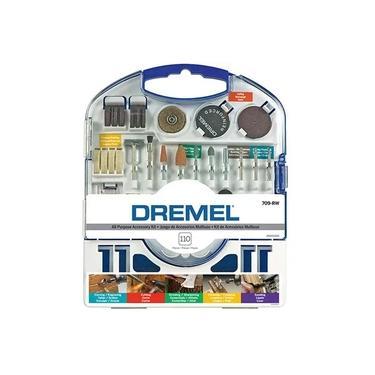 Kit de 110 acessórios Dremel