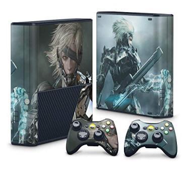 Skin Adesivo para Xbox 360 Super Slim - Metal Gear Solid Rising