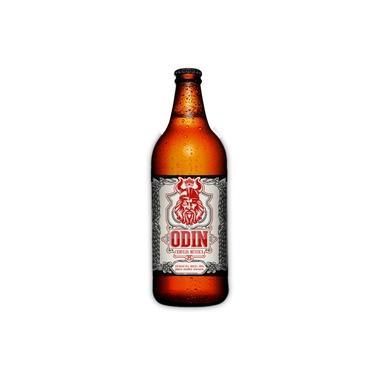 Session Red IPA Cervejaria Odin 600ml Cerveja Puro Malte 4.8% ABV e 39 IBU