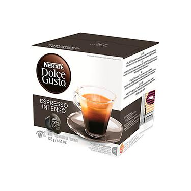Nescafé Dolce Gusto Espresso Intenso - 16 Cápsulas - Nestlé