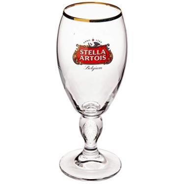Stella Artois Taça Para Cerveja Ambev Transparente 250Ml