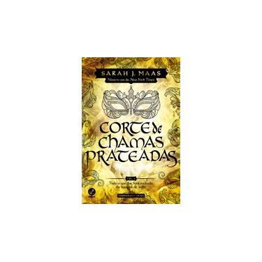 """Imagem de Livro - Corte de chamas prateadas (Vol. 4 Corte de espinhos e rosas) �€"""" Edição de colecionador"""