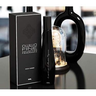 Fine Collection Fragrance Pour Homme – Fine 10 Inspiração Azzaro Silver Black