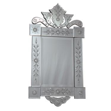 Espelho Veneziano Bisotado Decorativo Sala Quarto ALS 51
