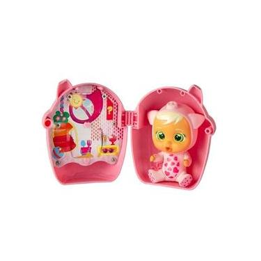Boneca Cry Babies Mini Magic Tears Surpresa Multikids