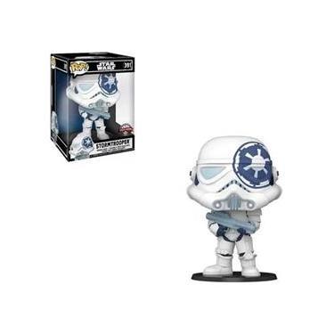 Imagem de Funko Pop Star Wars Exclusive Artist Series Stormtrooper 391