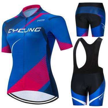 Raphaing equipe feminina conjunto camisa de ciclismo marca 2020 ciclismo verão ciclismo roupas 235173297
