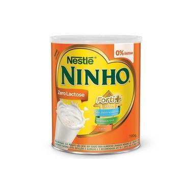 Ninho Pó Zero Lactose 700G Composto Lácteo Ninho Forti