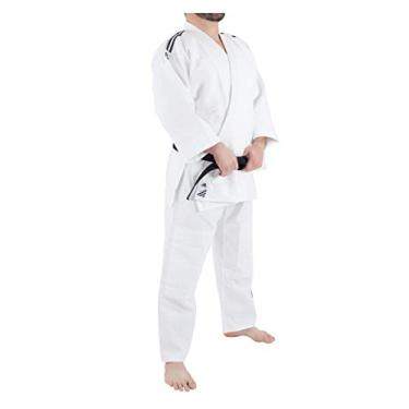Adidas J500, Kimono de Judo Training, 180, Branco
