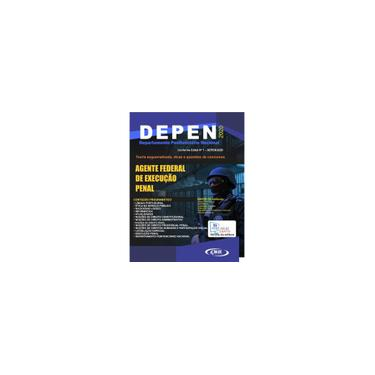 Imagem de .. Apostila depen - agente federal de execuão penal kit em 2 vols. 2020 (impressa)