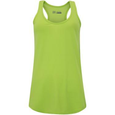Imagem de Camiseta Regata Oxer Detalhes em Mesh - Feminina Oxer Feminino