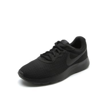 Tênis Nike Sportswear Tanjun Preto preto masculino