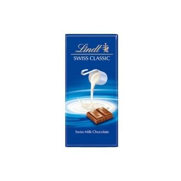 Chocolate Lindt Swiss Classic 100gr Milk