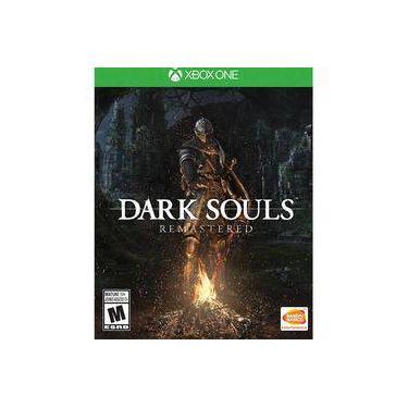 Jogo Dark Souls Remastevermelho - Xbox One