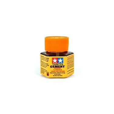 Imagem de Cola Extra Thin Cement Para Modelismo 20 Ml - Tamiya 87012
