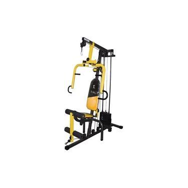 Imagem de Multi Estação De Musculação Ipiranga Com 60kg Academia