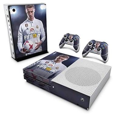 Skin Adesivo para Xbox One Slim - Fifa 18
