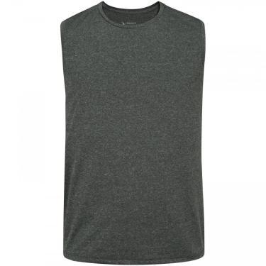 Camiseta Regata Oxer Básica Mescla - Masculina Oxer Masculino