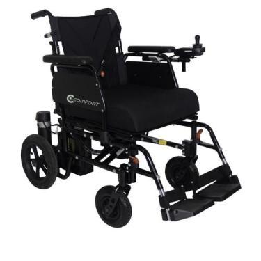 Imagem de Cadeira De Rodas Motorizada Comfort Eb-103-S Novo Modelo