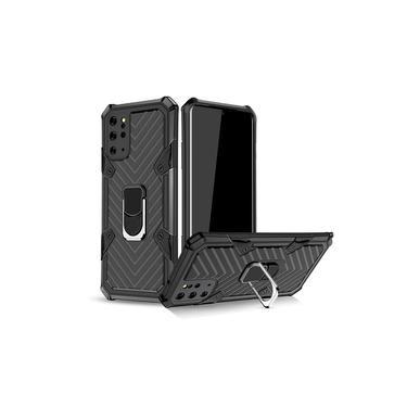 Capa Ring Armor-2 Samsung Galaxy Note 20 Ultra – Preto